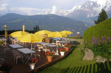 Escapada con cena en la montaña en Saint-Gervais-les-Bains