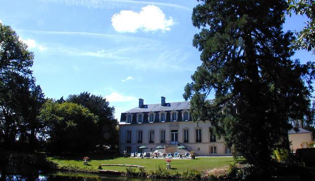 Week-end dans un ch�teau en Eure-et-Loir