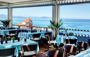 Offre spéciale: Week-end détente avec dîner en bord de mer à Biarritz