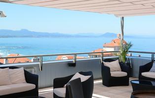 Offre Spéciale à 119€: Week-end détente en bord de mer, à Biarritz
