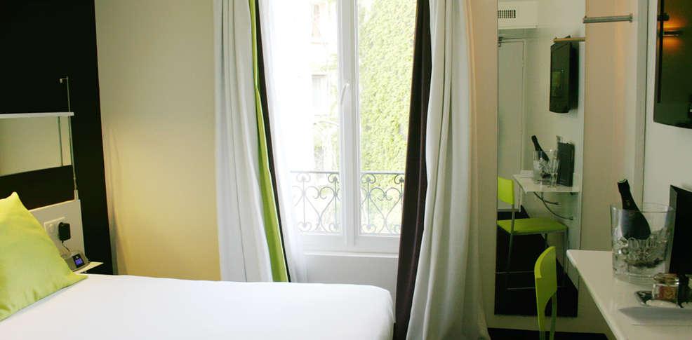 Best western hotel le montparnasse h tel de charme paris for Hotel design montparnasse