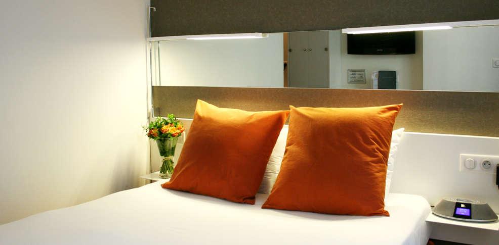 Best western hotel le montparnasse charmehotel parijs for Ideal hotel montparnasse