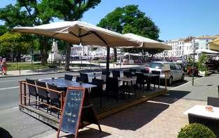 Week-end en chambre prestige à la Rochelle