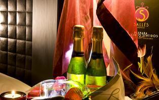Escapada romántica con Spa en la Costa Brava