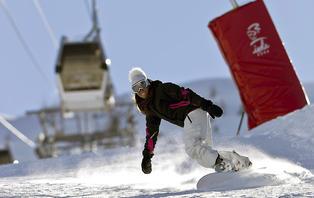 Week-end ski avec forfait en pension complète avec forfait 2 jours à Isola