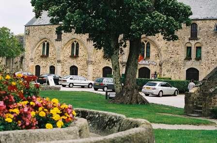 Week-end dans un château médiéval au coeur du Cotentin