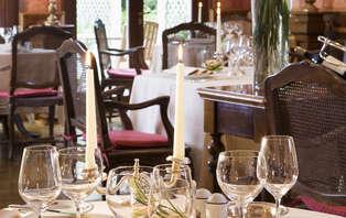 Week-end prestige : détente, soin et dîner raffiné à 20 minutes de Strasbourg