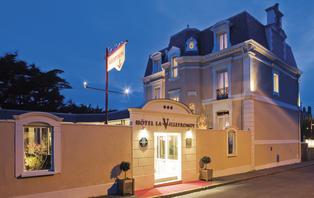Escapade dans une demeure de caractère à Saint-Malo, coupes de champagne offertes!