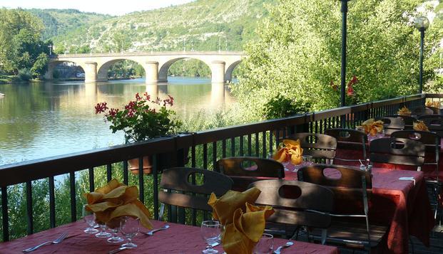 Week-end avec repas � Cahors