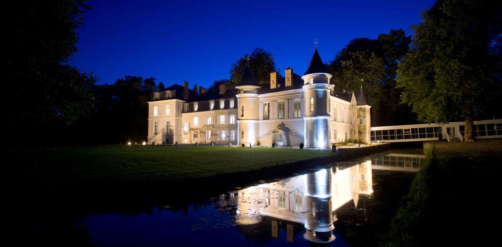 Château Saint-Just  - Façade