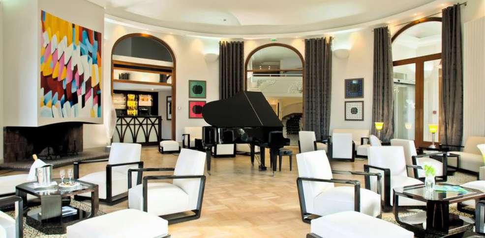 Hotel Le Grand Pavois Juan Les Pins