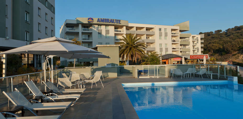 Hotel Best Western Ajaccio Amiraute Avis