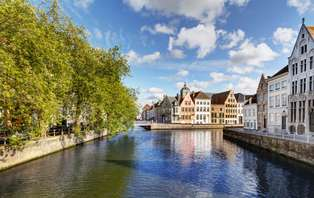 Weekend met de familie in Brugge (4 personen)