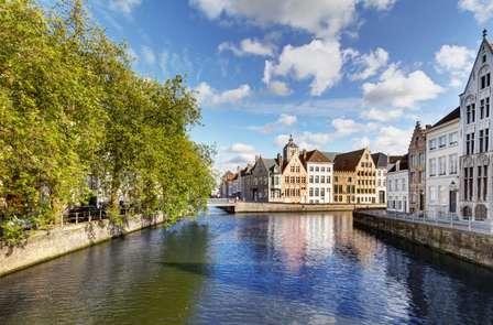 Week-end avec la famille à Bruges (4 personnes max)