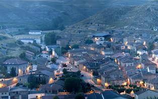 Especial Minivacaciones: Descubre Burgos en Media Pensión y Jacuzzi Privado (desde 3 noches)