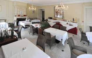 Offre Spéciale: Week-end avec dîner gastronomique & surclassement, face aux Pyrénées à Pau