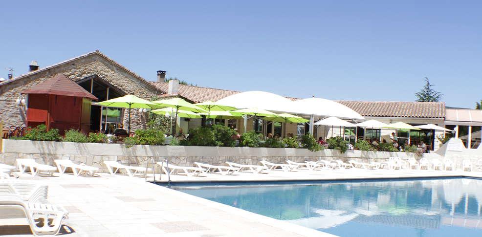 Week end quillan 11 week end d tente et bien tre pr s de carcassonne - Prix piscine exterieure ...