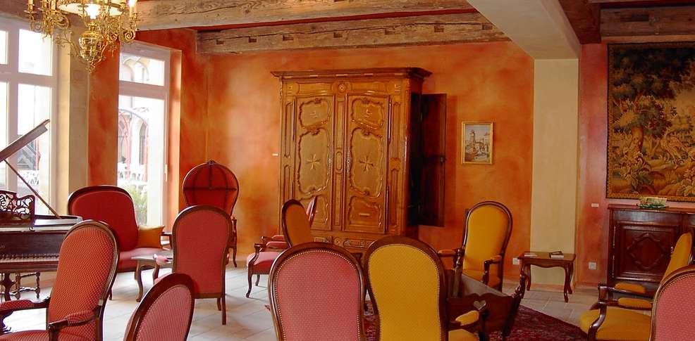 H tel du th tre metz h tel de charme metz for Hotel du theatre salon de provence