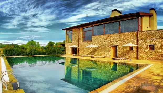 Escapada Relax con Spa en Aranda de Duero en Weekendesk por 171.00€