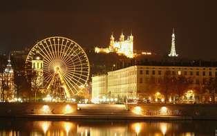 Week-end Citytrip à Lyon