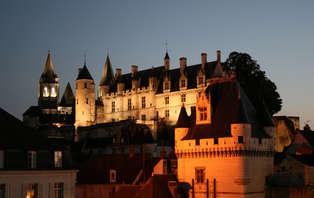 Week-end avec dîner et visite du Château Royal de Blois
