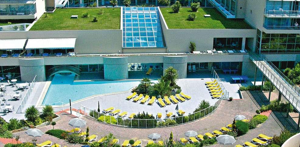 H tel club vacances bleues les jardins de l 39 atlantique h tel de charme talmont saint hilaire - Les jardins d arvor vacances bleues ...