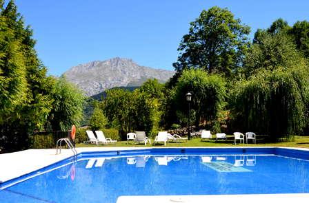 Escapada relax con visita a bodega en los Picos de Europa