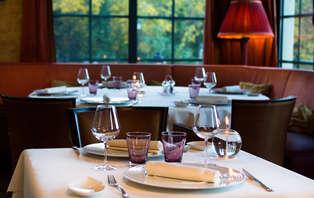 Week-end détente avec dîner gastronomique à 25 minutes de Colmar