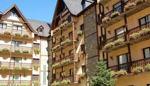 Escapada en familia en la Vall d'Aran (2 adultos + 2 niños gratis) en Weekendesk por 89.00€