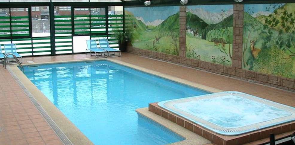 Suite Aparthotel Y Spa Eth Refugi D 39 Aran Hotel Vielha