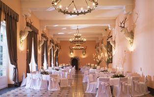 Offre Saint-Valentin : Week-end avec dîner dans un superbe Château à 1 heure de Paris