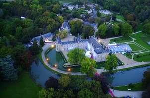 Week-end dans un superbe château à moins d'une heure de Paris