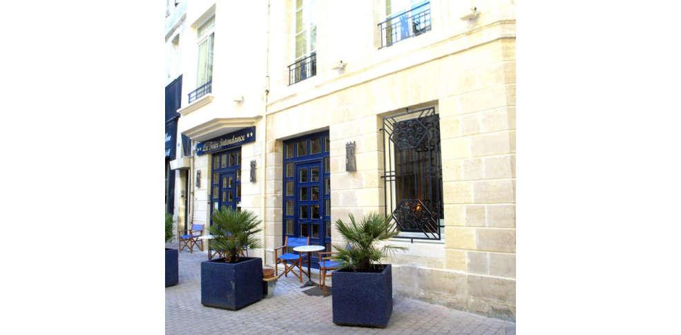 Qualys hotel la tour intendance h tel de charme bordeaux for Bordeaux hotel de charme