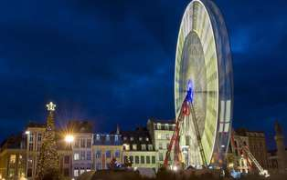 Offre spéciale Marché de Noël: Week-end aux portes de Lille