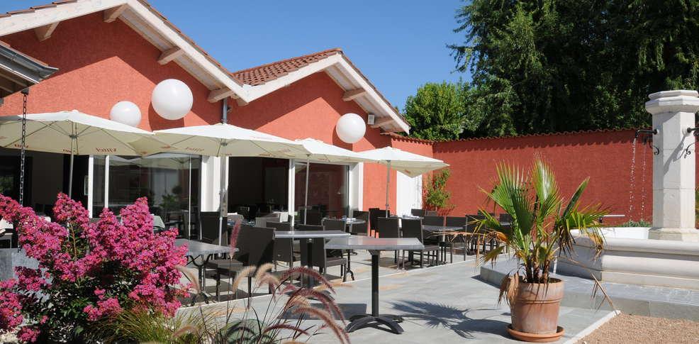 Inter hotel le pillebois h tel de charme montrevel en bresse - Hotels de charme le treehotel en suede ...