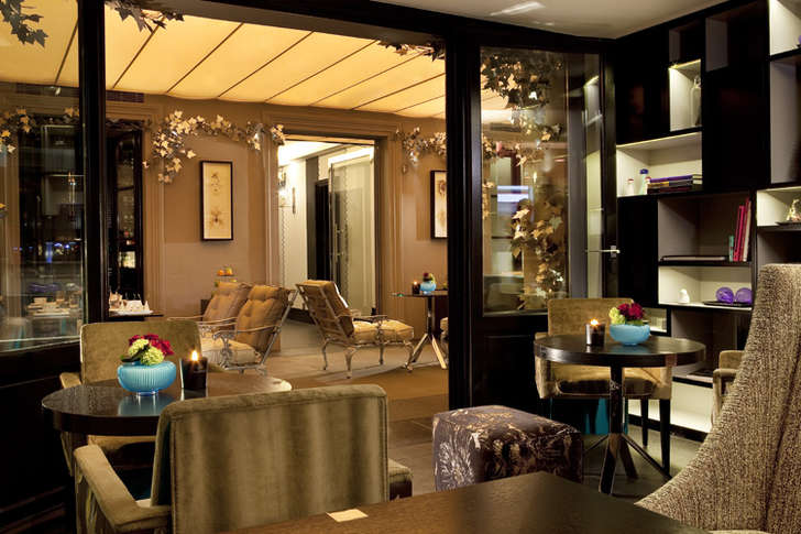 Hotel jardins de la villa et spa slh h tel de charme paris for Hotel les jardins de la villa et spa
