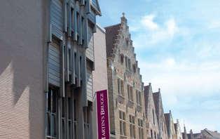 Week-end au centre de Bruges