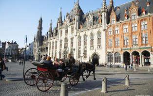 Week-end à Bruges (à partir de 2 nuits)