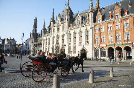 Week end a Bruges (2 notti)