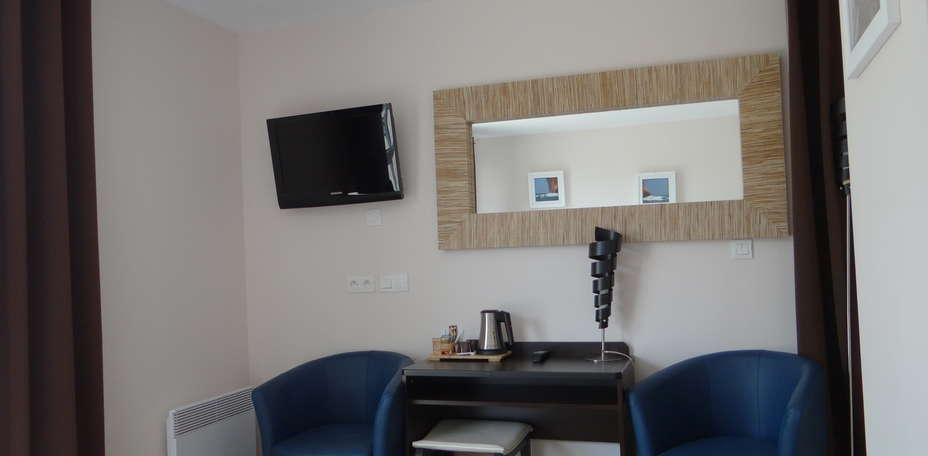 Comfort Suites Deauville - Coin salon