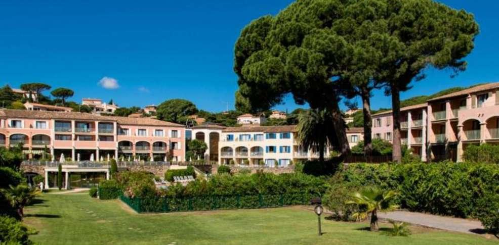 H Tel Les Jardins De Sainte Maxime Hotel Di Charme Sainte
