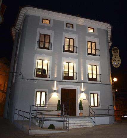 Hotel rural museo la alpargata hotel cervera del r o alhama for Hotel rural la rioja