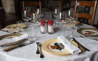 Offre spéciale : Week-end détente avec dîner à proximité de Metz