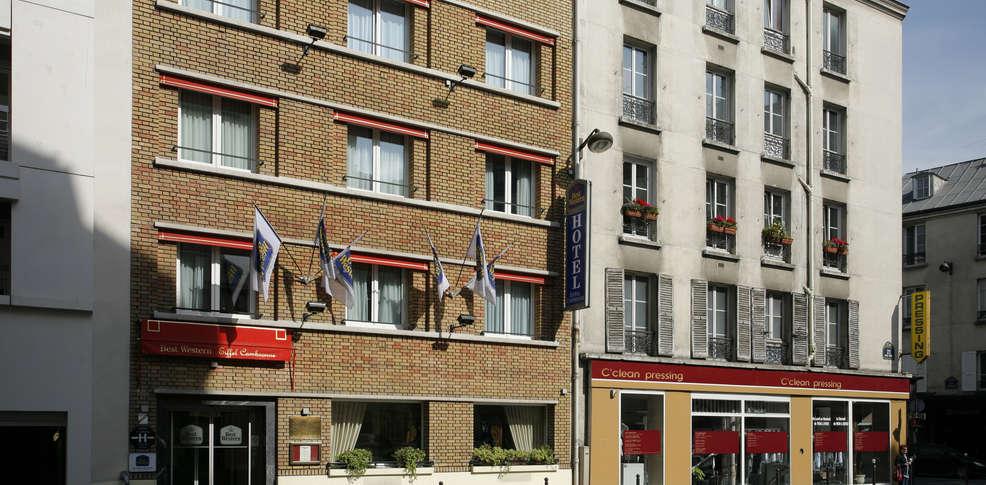 Best Western Hotel Eiffel Cambronne