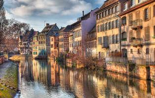 Offre Spéciale : Week-end  dîner & croisière au coeur de Strasbourg