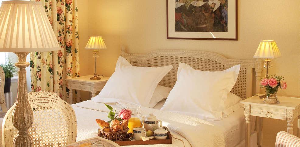 H tel gradlon h tel de charme quimper for Reserver chambre hotel