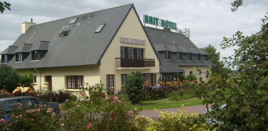Brit Htel Le Relais du Mont - Faade