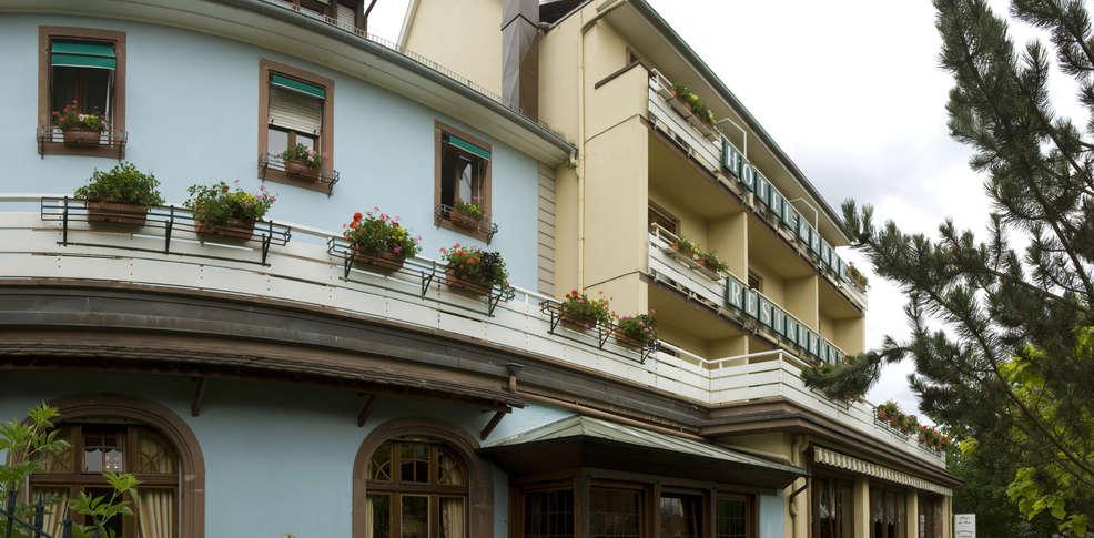 Hotel Spa  Etoiles Alsace