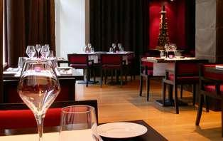 Week-end détente avec dîner dans un hôtel de prestige à Strasbourg