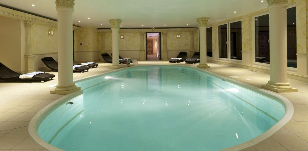 Hotel De Charme Rhone Alpes Spa